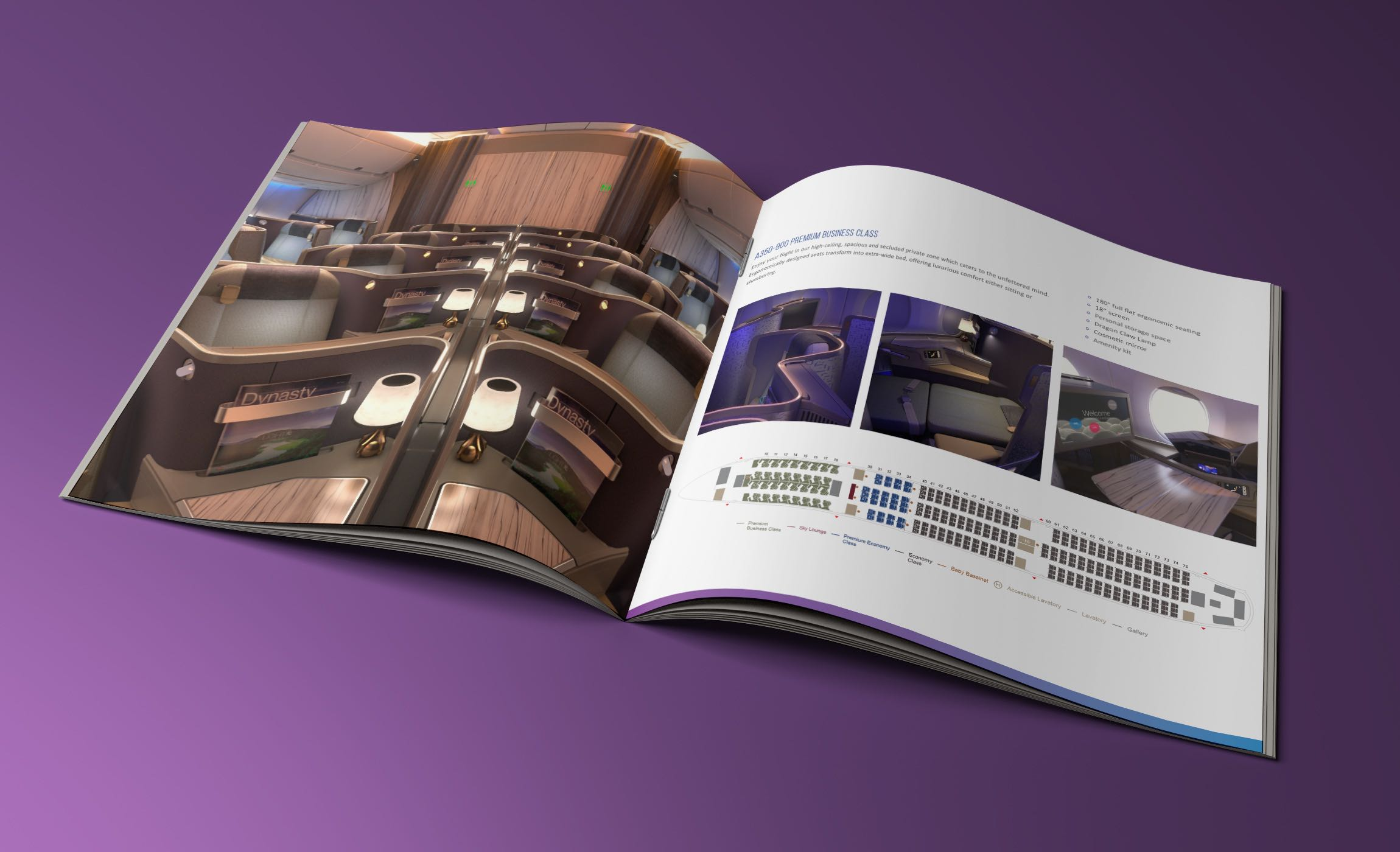 ChinaAirlines_booklet_mockup